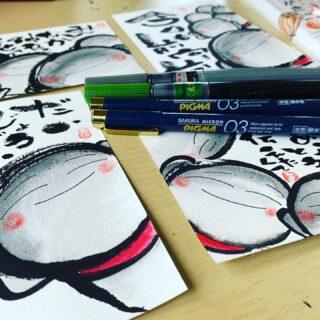 描きたいモノを描きたいように、描く。それが己書!!!